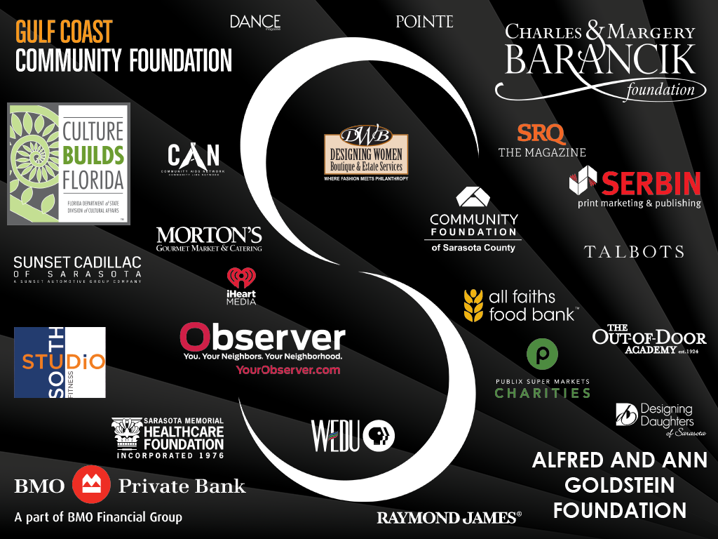 Corporate Sponsors of The Sarasota Ballet