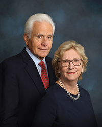 Frank and Katherine Martucci
