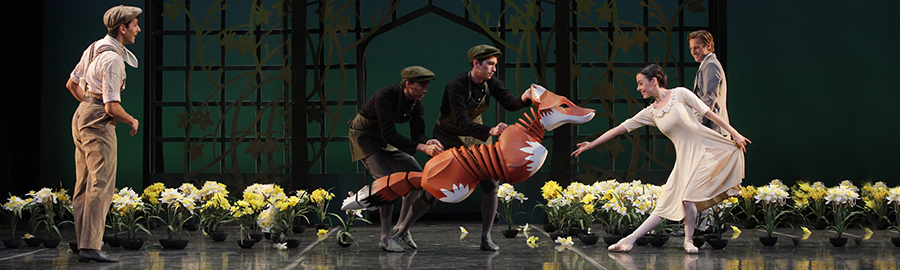 The Secret Garden - The Sarasota Ballet