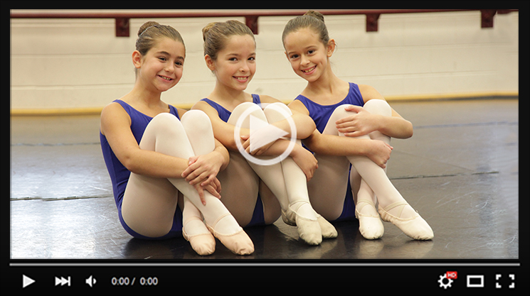The Sarasota Ballet School