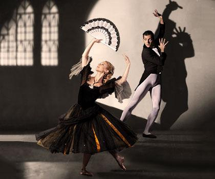 Sir Frederick Ashton's Apparitions - The Sarasota Ballet