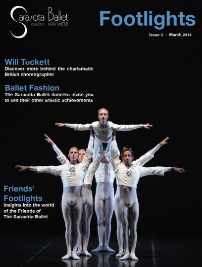 Footlights Issue 3