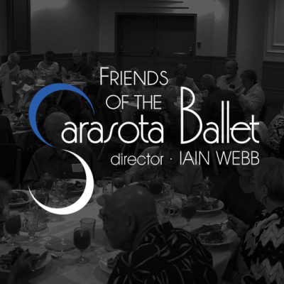 Image of Friends of The Sarasota Ballet Logo