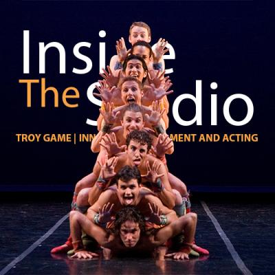 The Sarasota Ballet's Inside the Studio - Troy Game