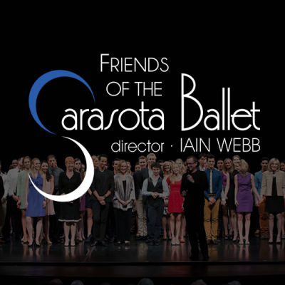 Image of The Friends of The Sarasota Ballet Logo