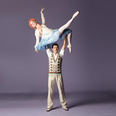 Image of The Sarasota Ballet in The Grand Tour
