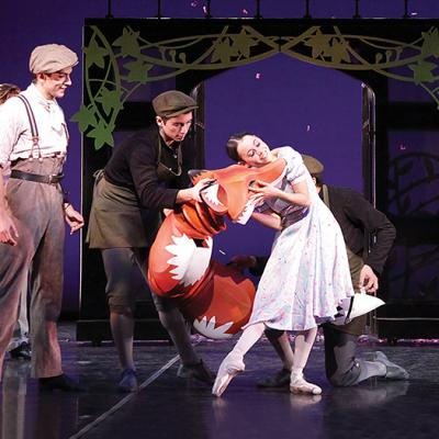 Will Tuckett's The Secret Garden - The Sarasota Ballet
