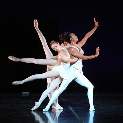 Image of The Sarasota Ballet in Apollo