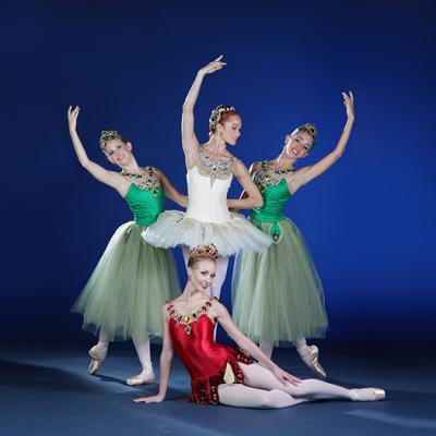 Image of The Sarasota Ballet in Jewels