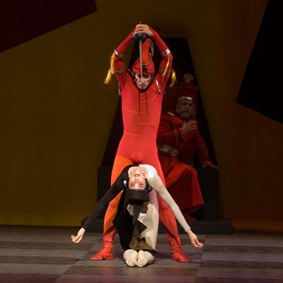 Image of The Sarasota Ballet in Checkmate
