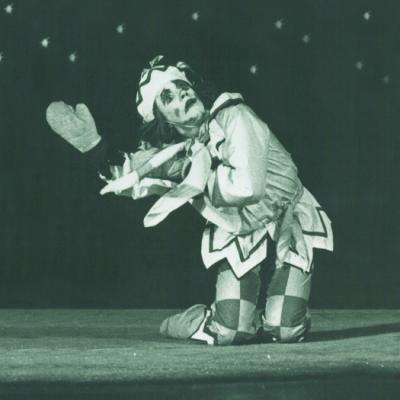Iain Webb in Fokine's Petrushka